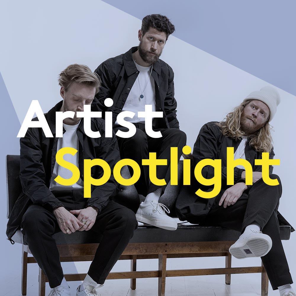 Spotlight: Movits!