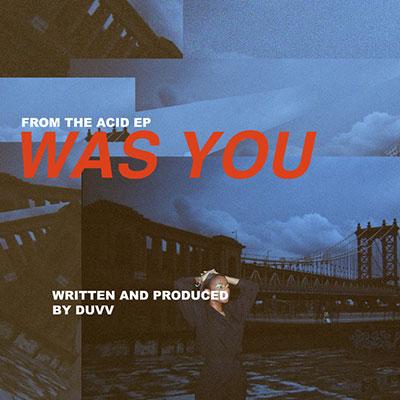 DUVV-WasYou