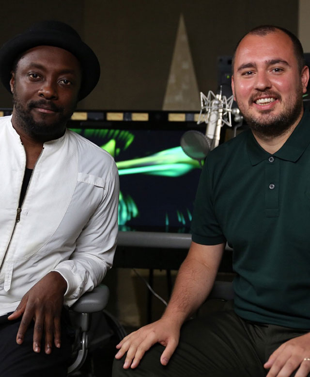 will.i.am Joins Amuse As Co-founder