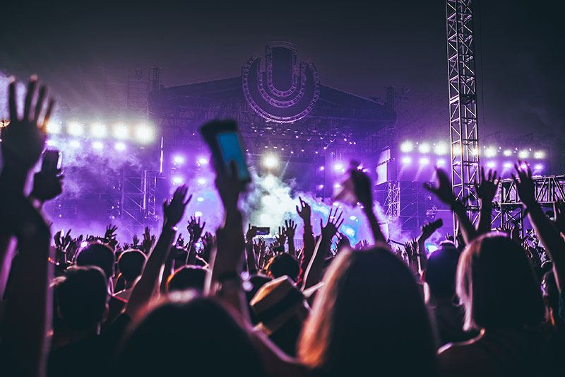 How To Get Booked For Your First Music Festival