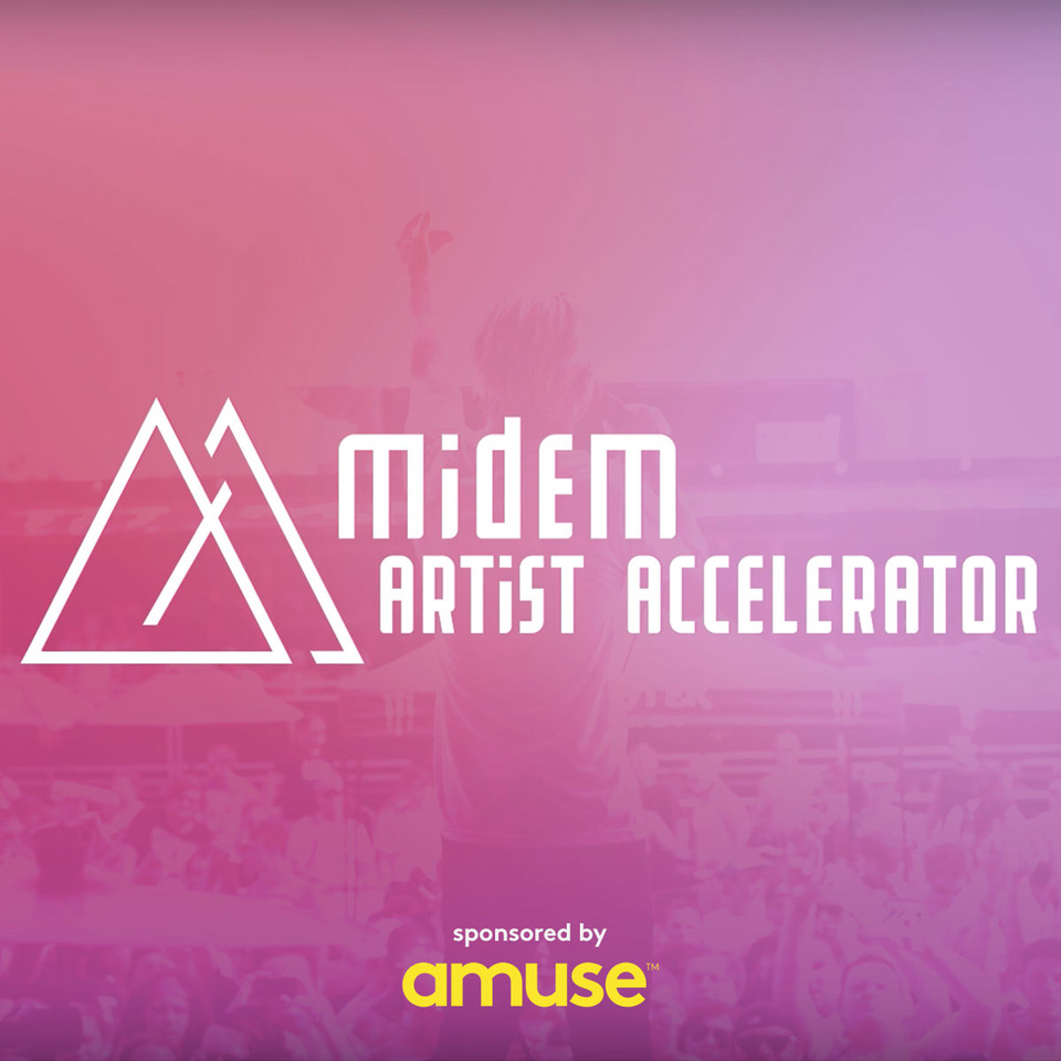 Amuse presents 2019's Midem Artist Accelerator Finalists