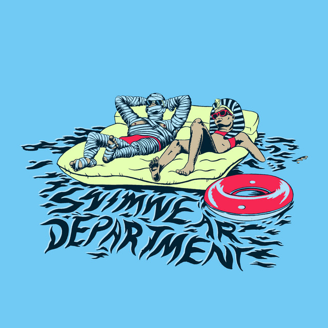 Swimwear Department – At the Pool
